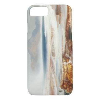 トマスMoran -イエローストーンのHot Springs iPhone 8/7ケース