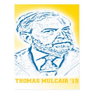 トマスMulcair 「15 ポストカード