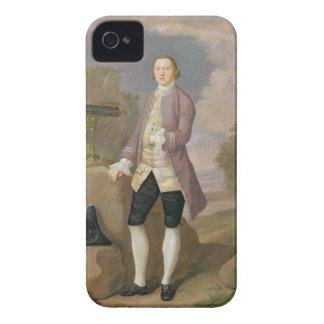 トマスNewenham、c.1749 (キャンバスの油) Case-Mate iPhone 4 ケース