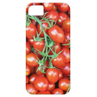 トマトのつる植物 iPhone SE/5/5s ケース