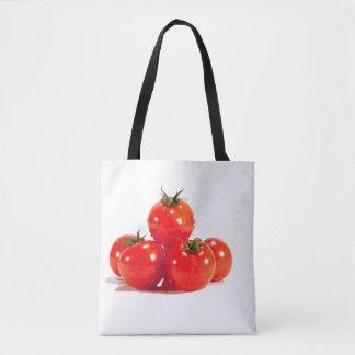 トマトのバッグ トートバッグ