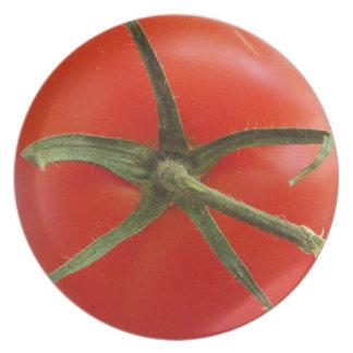 トマトのプレート プレート