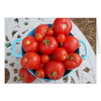 トマトのボール カード
