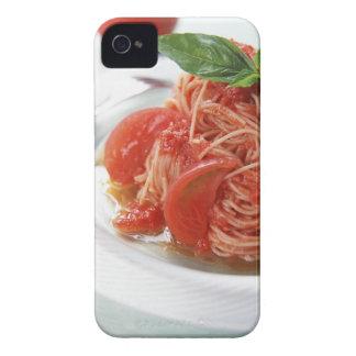 トマトスパゲッティ Case-Mate iPhone 4 ケース