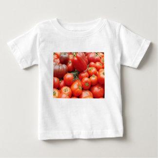 トマト ベビーTシャツ