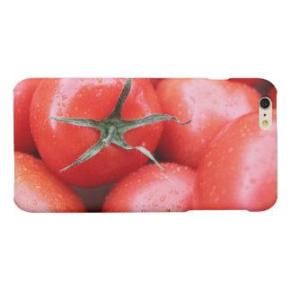 トマト マットiPhone 6 PLUSケース