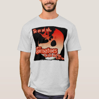 トマト- Zelda Halopile 1著短いかぎたばこのフィルム Tシャツ