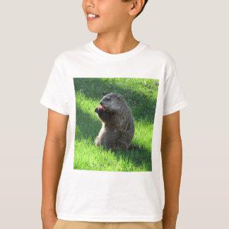 トマトGroundhog Tシャツ