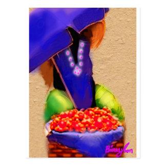 トマトseller.jpg ポストカード