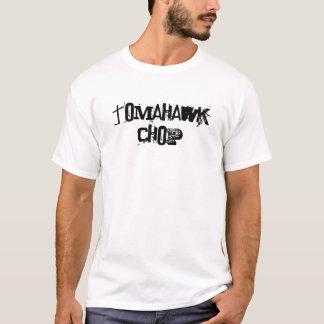 トマホークのチョップ Tシャツ
