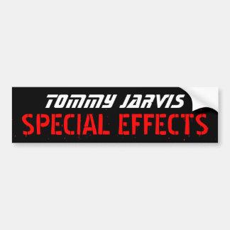 トミーJarvis バンパーステッカー