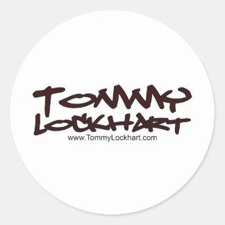トミーLockhart ラウンドシール