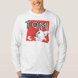 トムとジェリーの不機嫌猫 Tシャツ