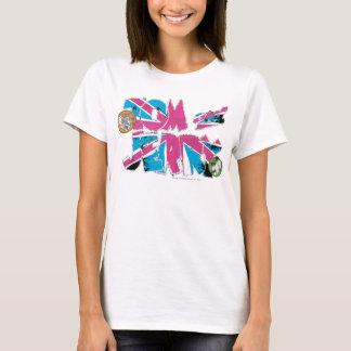 トムとジェリーイギリスの積み過ぎ Tシャツ
