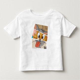 トムとジェリー|トムとジェリーMashup トドラーTシャツ