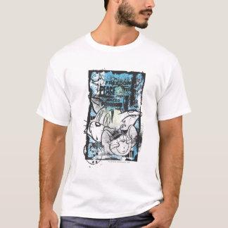 トムとジェリーGrimey Tシャツ