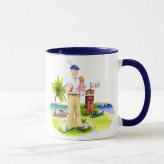 トムのマグの平野 マグカップ