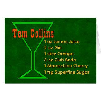 トムCollins カード