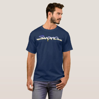 トヨタの上の汚れたクロム Tシャツ