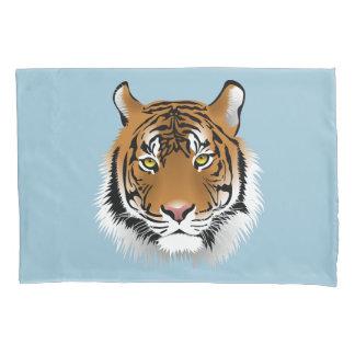 トラおよびユニコーン 枕カバー