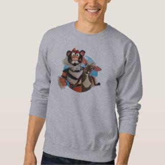 トラおよびMousedeerのスエットシャツ スウェットシャツ
