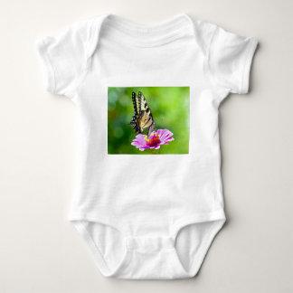 トラのアゲハチョウの蝶 ベビーボディスーツ