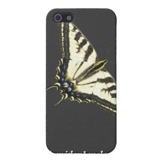 トラのアゲハチョウの蝶Lepidopterology iPhone 5 Cover