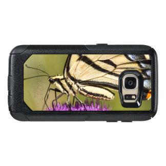 トラのアゲハチョウはSamsungの銀河系S7の箱を閉めます オッターボックスSamsung Galaxy S7ケース