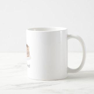 トラのパン コーヒーマグカップ