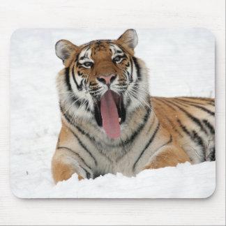 トラのマウスのイメージ マウスパッド