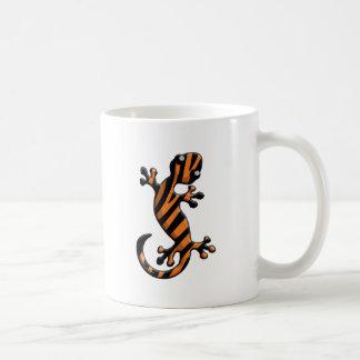トラのヤモリ コーヒーマグカップ