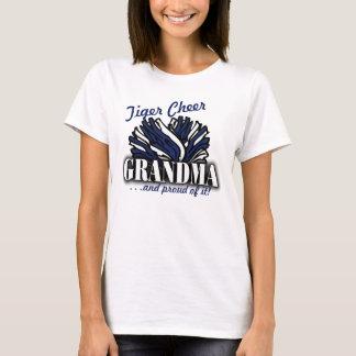 トラの応援Grandma3 Tシャツ