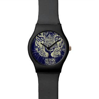 トラの時間 腕時計