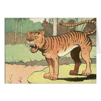 トラの物語の本 カード