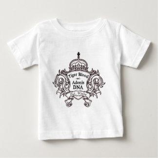 トラの血のアドニスDNA ベビーTシャツ