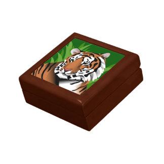 トラの記念品箱 ギフトボックス