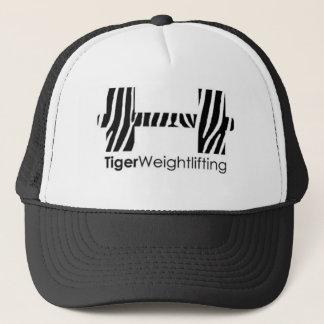 トラの重量挙げの服装 キャップ