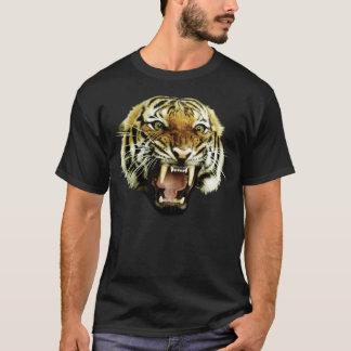 トラの野蛮人 Tシャツ