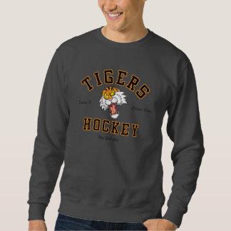 トラのHoickeyのスエットシャツ スウェットシャツ