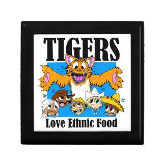 トラはエスニック料理を好みます ギフトボックス