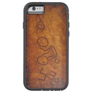 トライアスロンの岩石彫刻 TOUGH XTREME iPhone 6 ケース