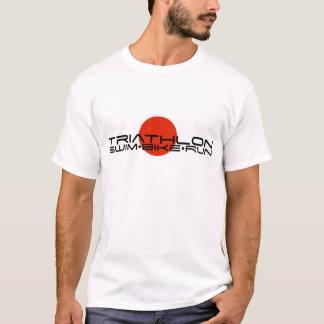 トライアスロンの衣服 Tシャツ