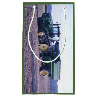 トラクターおよび穀物の乳母車のギフトバッグ スモールペーパーバッグ