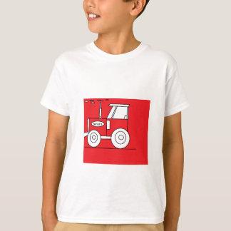 トラクターのTシャツ Tシャツ