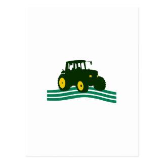 トラクター分野 ポストカード