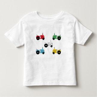 トラクター トドラーTシャツ