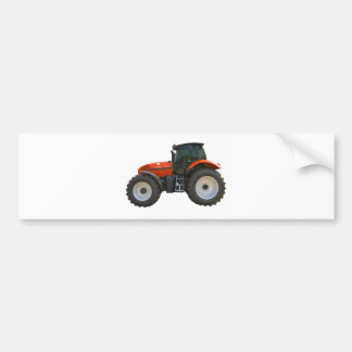 トラクター バンパーステッカー