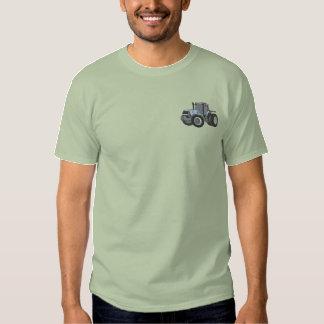 トラクター 刺繍入りTシャツ