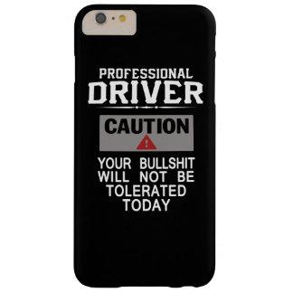 トラックの運転手の安全 BARELY THERE iPhone 6 PLUS ケース