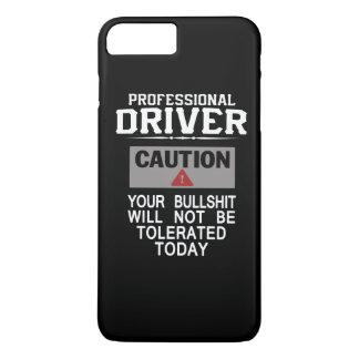 トラックの運転手の安全 iPhone 8 PLUS/7 PLUSケース